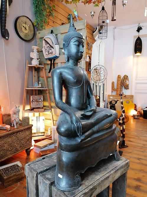 Bouddha Bronze 66cm import Thaïlande