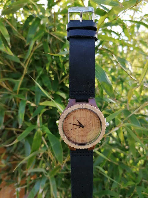 Montre Bambou MB10