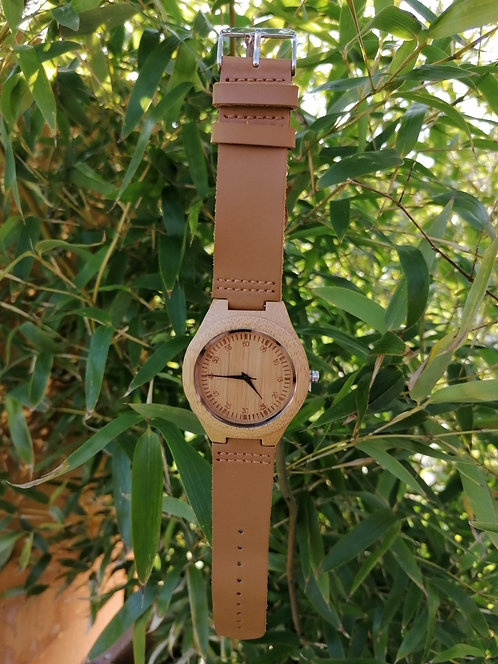 Montre Bambou MB02