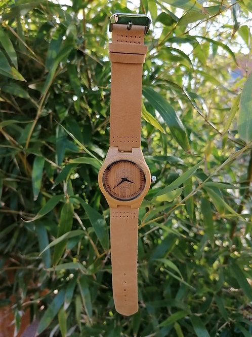 Montre Bambou MB08
