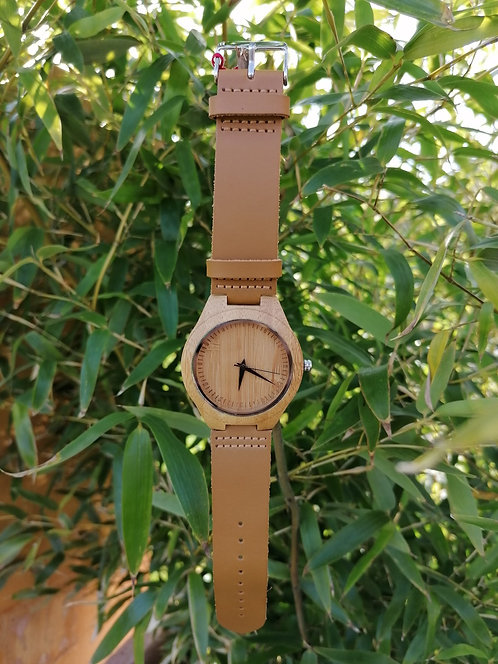 Montre Bambou MB01