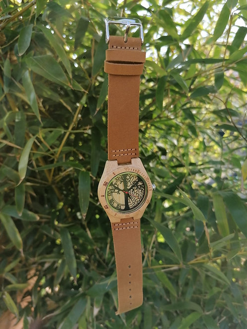Montre Bambou MB05