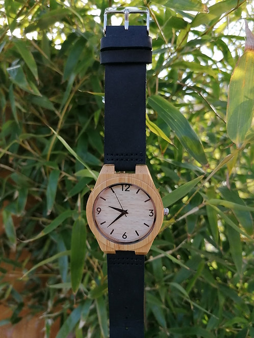 Montre Bambou MB11