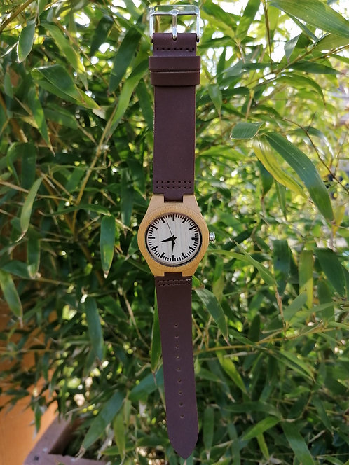 Montre Bambou MB06