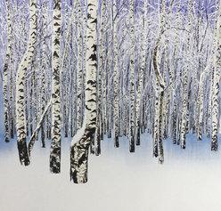 Birken   Winter
