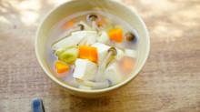 簡単!作り置き回復食スープ その3