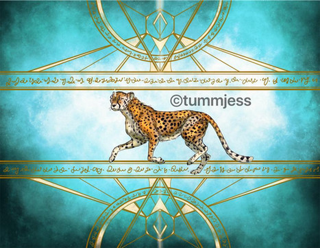 Light Code Activation by the Power of the Cheetah