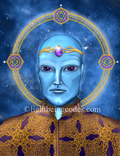 Light Code Activation by the Power of the Pleiadean King Qua E A'a💙