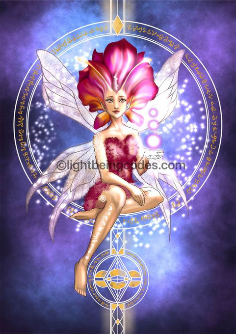 Light Code Activation by the Power of the Fairy