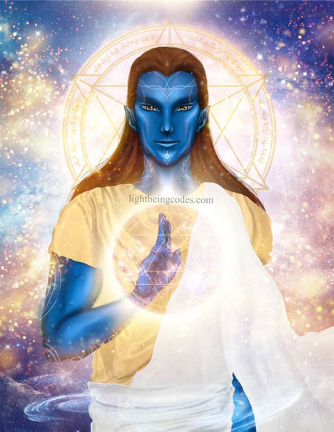 Light Code Activation by the Power of the Pleiadian High Council