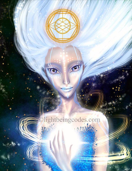 Light Code Activation by the Power of the Venusian Kihiah