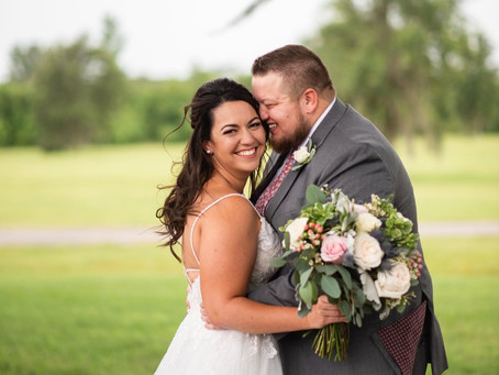 Summer C Bar Ranch Wedding in Alachua, FL
