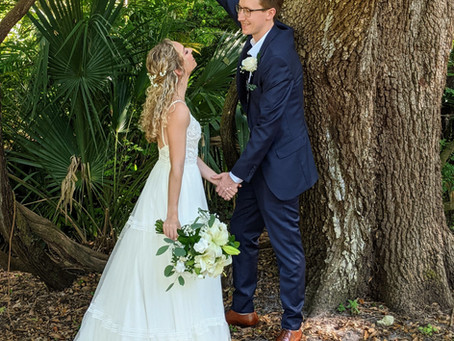 Romantic May Wedding