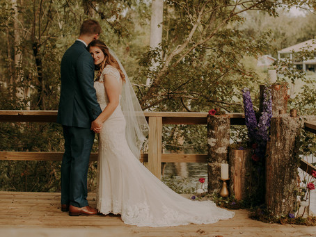 Enchanted Wedding on the Ichetuckne River