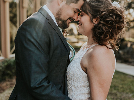 January Wedding in Gainesville