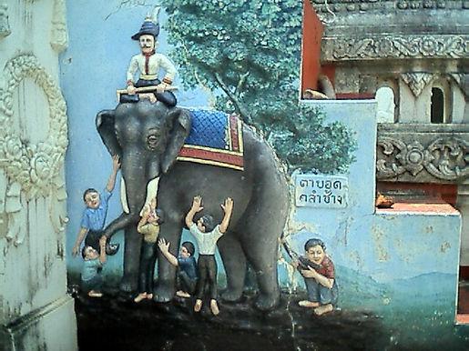 El elefante de los otros
