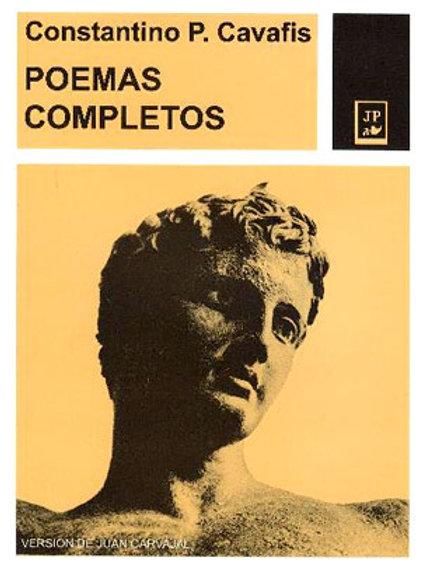 Poemas completos de Constantino P. Cavafis