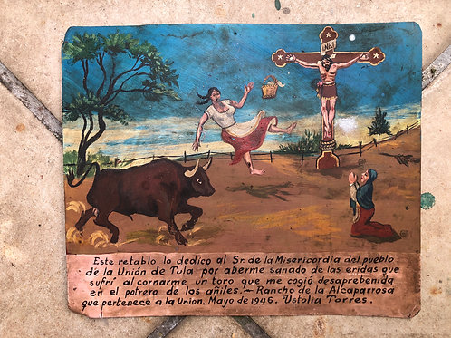 Retablo antiguo
