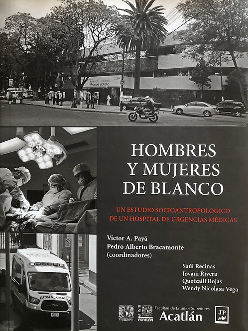 HOMBRES Y MUJERES DE BLANCO