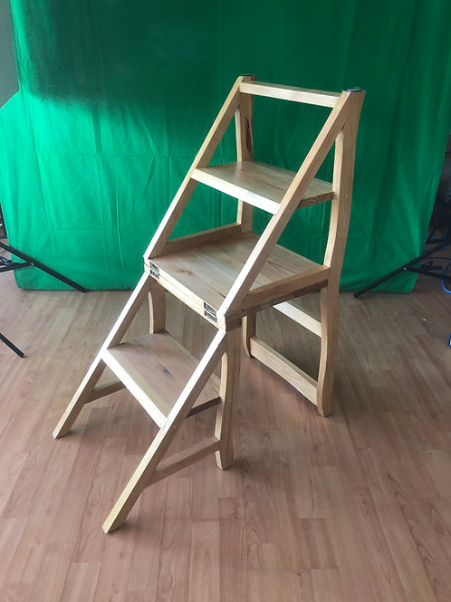 Escalera-silla