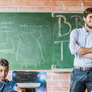 One of our projects close to our heart: Teach for Belgium. We help this organisation to share their message to the right audiences: developing leadership in classrooms and communities to ensure all children can fulfill their potential.
