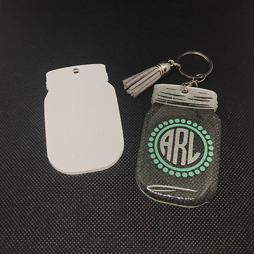 Full Size Personalized Keychains