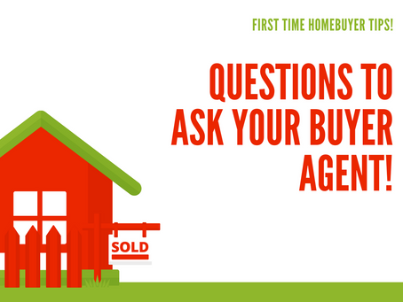 Questions To Ask A Buyer Agent
