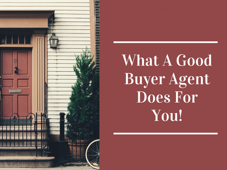 Buying Your First Home? Just What Does A Buyer Agent Do?