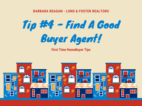 First Time Home Buyer Tips - Find A Good Buyer Agent
