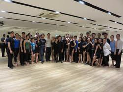 Latin and Ballroom dance workshops