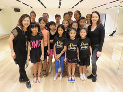 Dance Champion Workshop