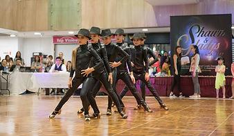 juvenile dance competition