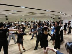 Latin and Ballroom Dance Class