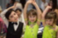 children dance show