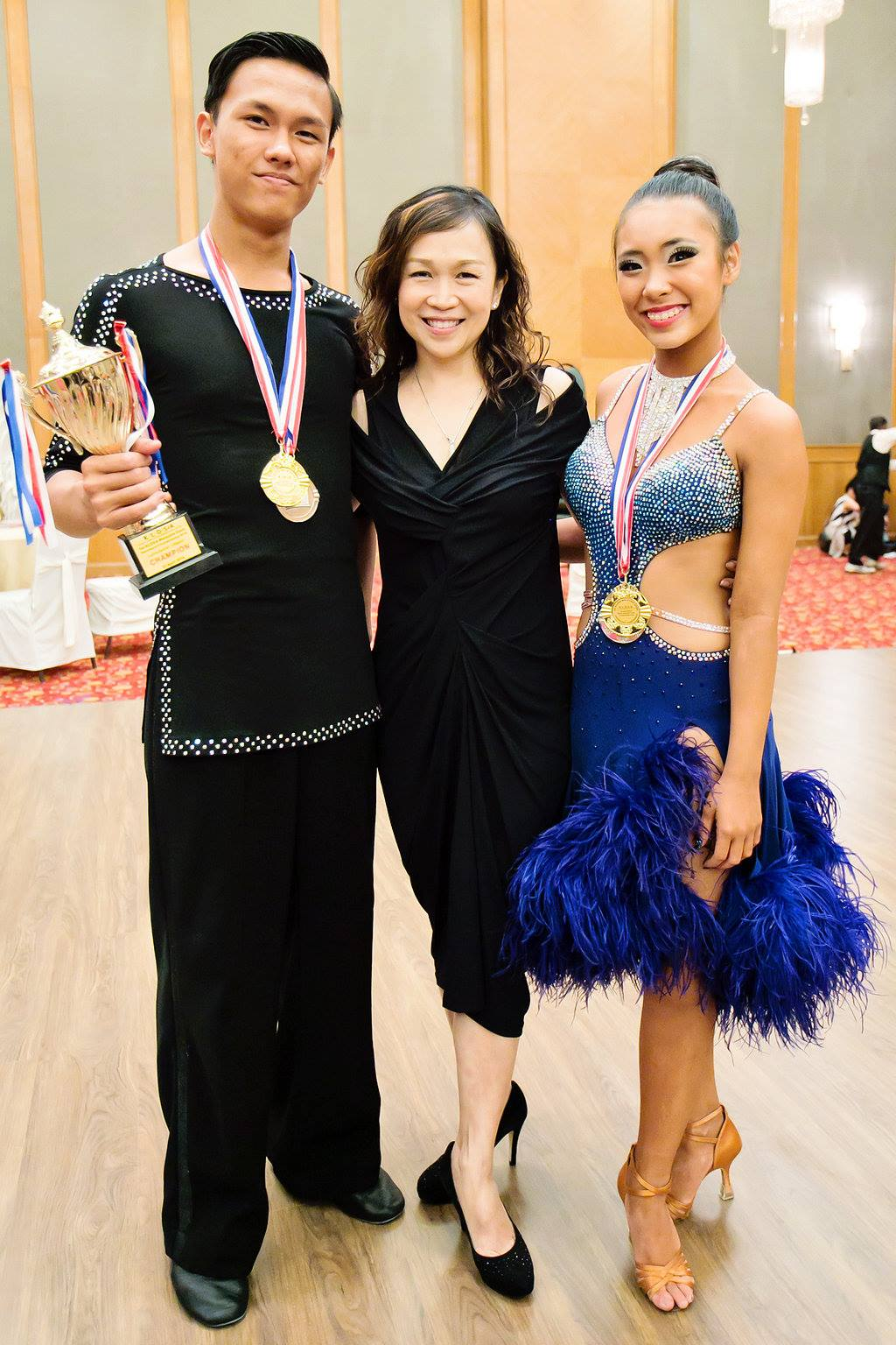 youth dance champions