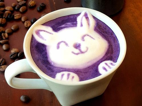 KAFF Ube Latte