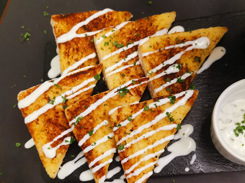 KAFF Cheese Toast