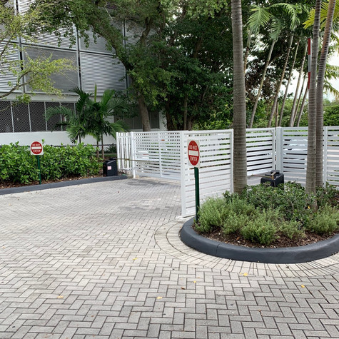Aluminium Fence 35