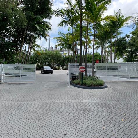 Aluminium Fence 53