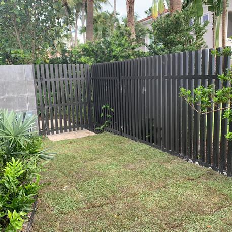 Aluminium Fence 20