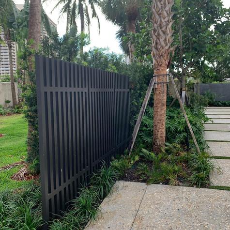 Aluminium Fence 14