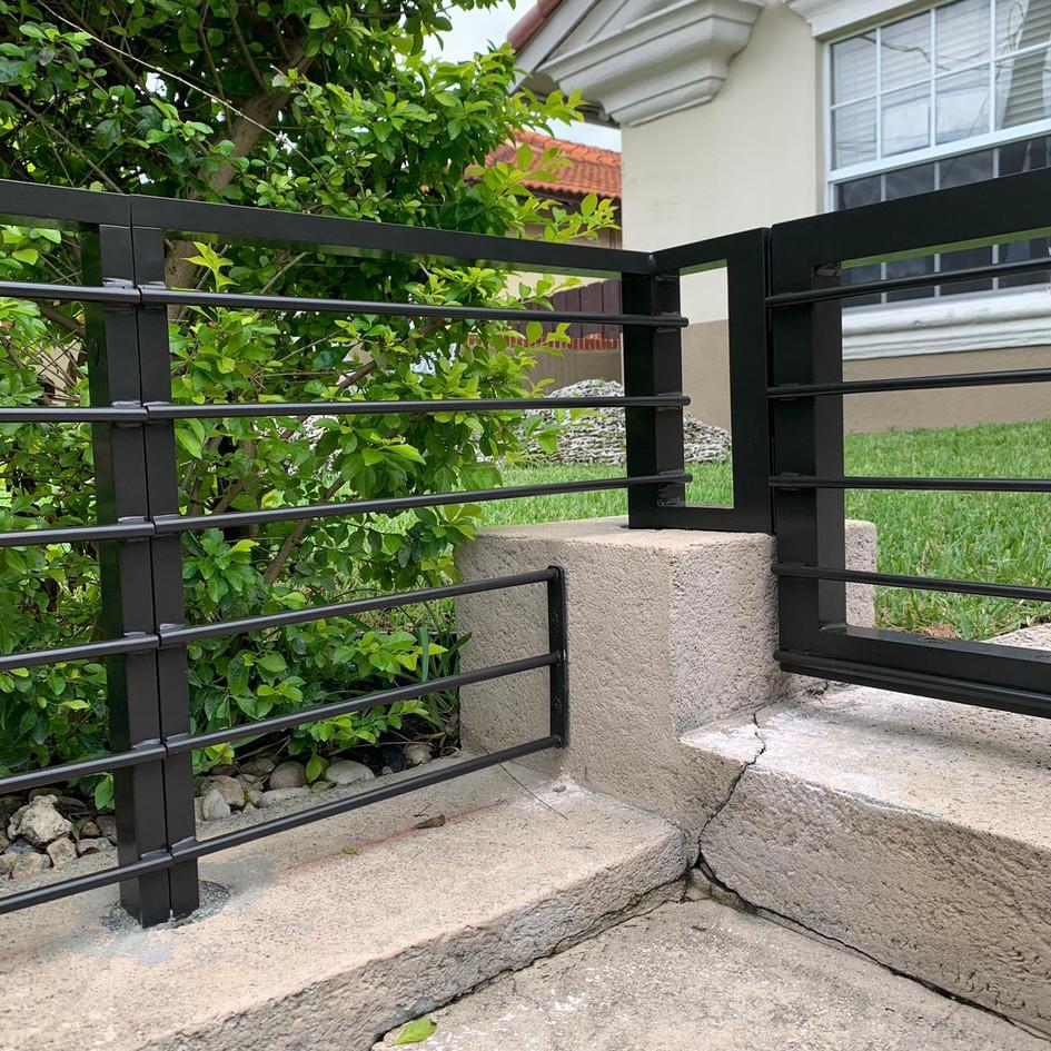 Aluminium Fence 16