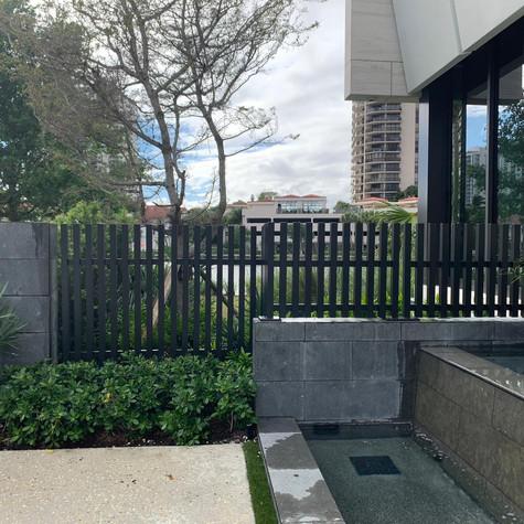 Aluminium Fence 24