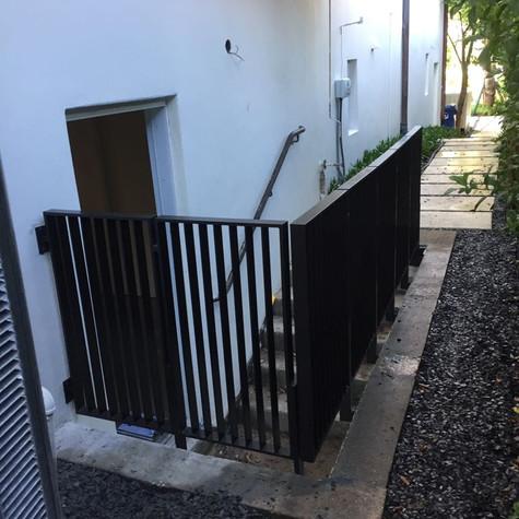 Aluminium Fence 11