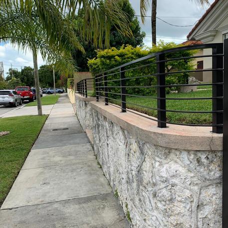 Aluminium Fence 18