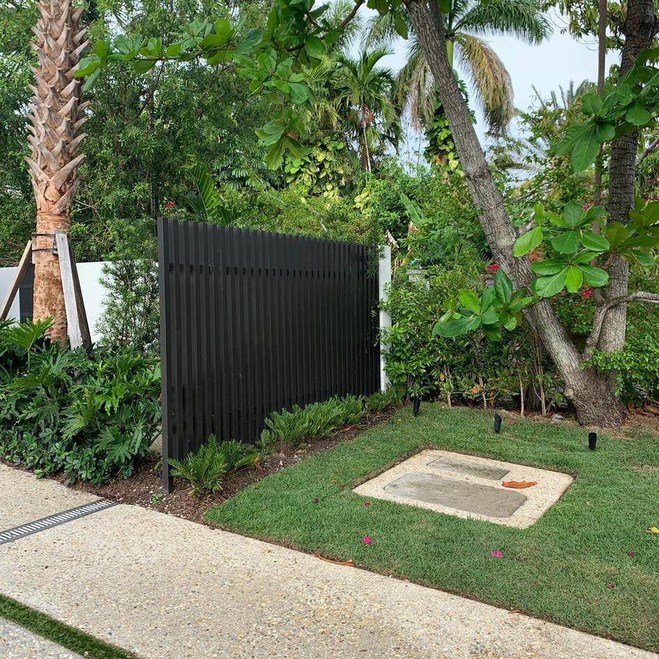 Aluminium Fence 23