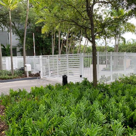 Aluminium Fence 32