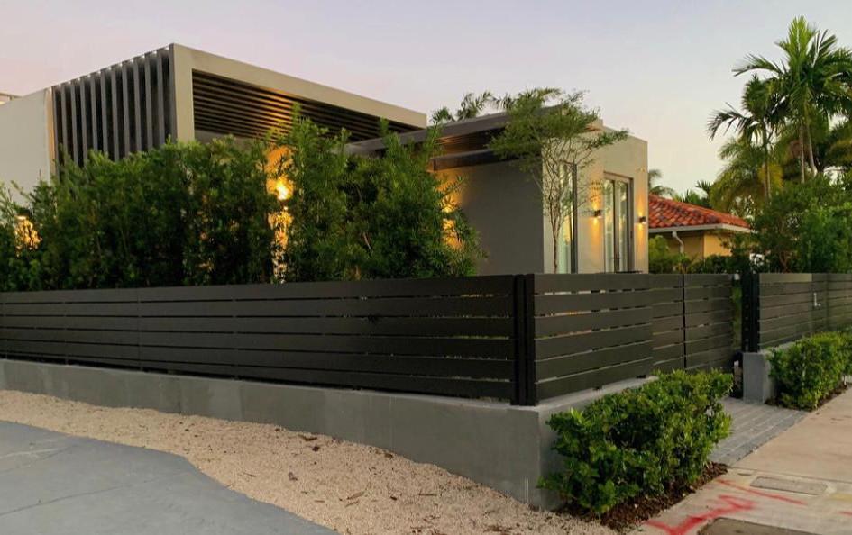 Aluminium Fence 04