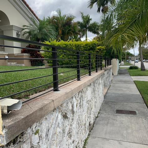 Aluminium Fence 17