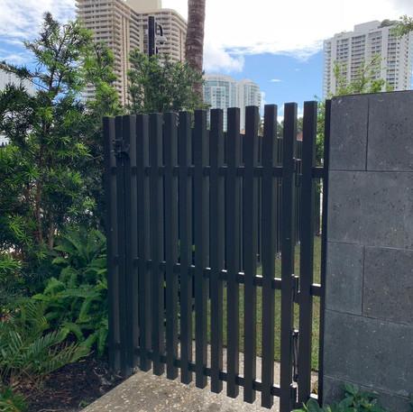 Aluminium Fence 13
